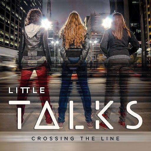 Little Talks альбом Crossing the Line
