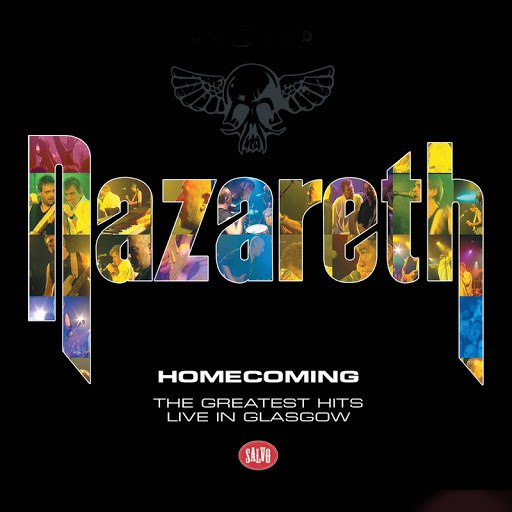 Nazareth альбом Homecoming - The Greatest Hits Live in Glasgow (Audio Version)