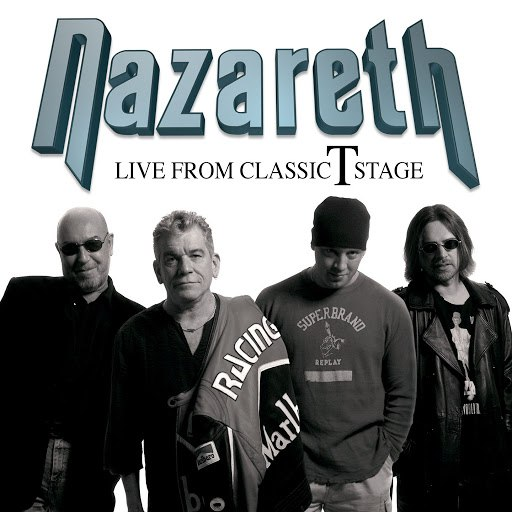 Nazareth альбом Live from T-Stage
