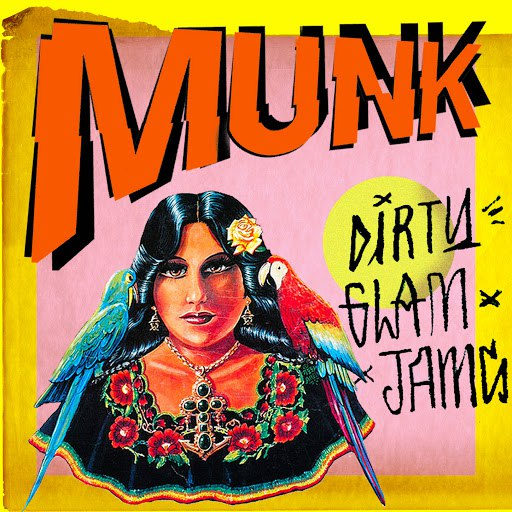Munk альбом Dirty Glam Jams
