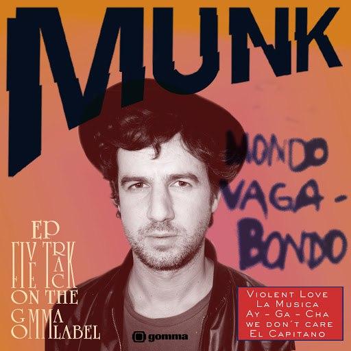 Munk альбом Mondo Vagabondo EP
