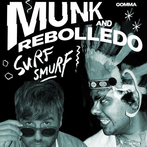 Munk альбом Surf Smurf