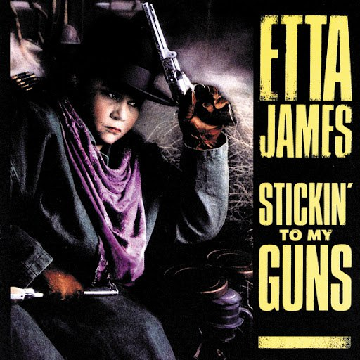 Etta James альбом Stickin' To My Guns
