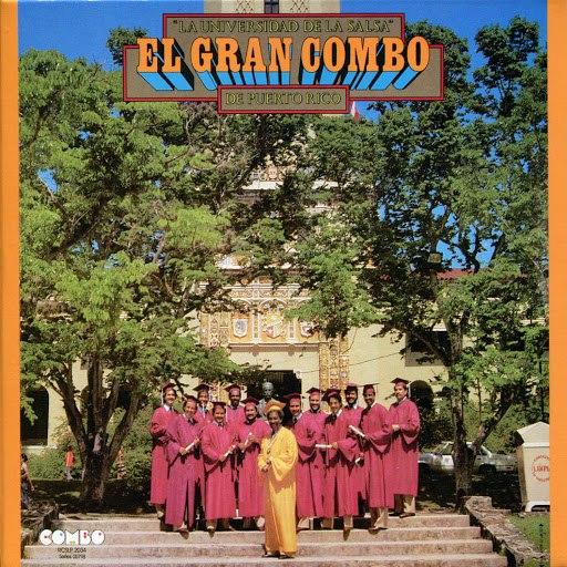 El Gran Combo de Puerto Rico альбом La Universidad de La Salsa