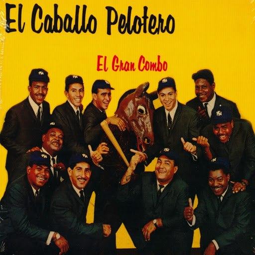 El Gran Combo de Puerto Rico альбом El Caballo Pelotero