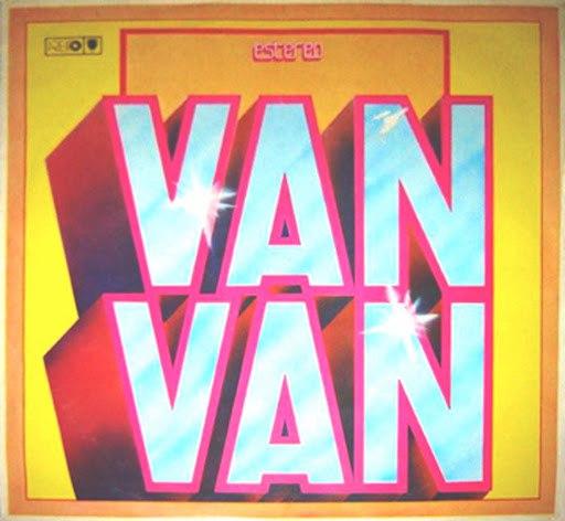 Los Van Van альбом Los Van Van - Vol. 5