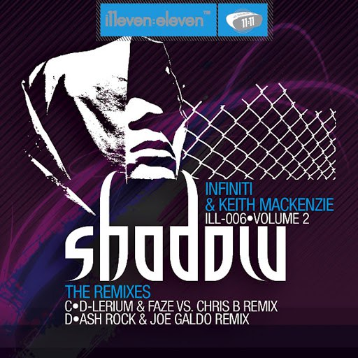 Infiniti альбом Shadow (2008 Remixes, Vol. 2)