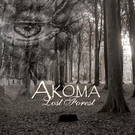 Akoma альбом Lost Forest