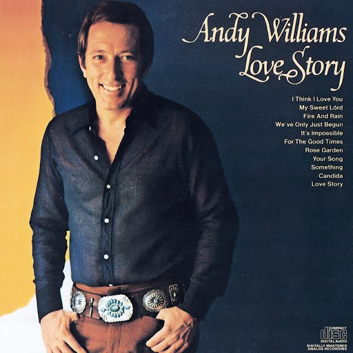 Andy Williams альбом Love Story