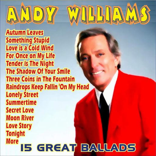 Andy Williams альбом 15 Great Ballads