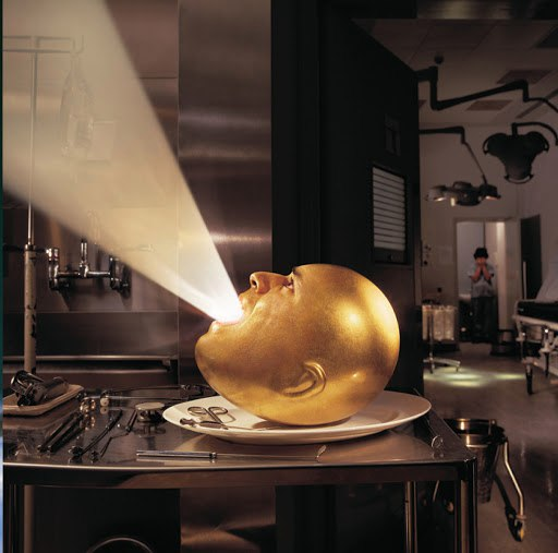 The Mars Volta альбом Deloused in the Comatorium