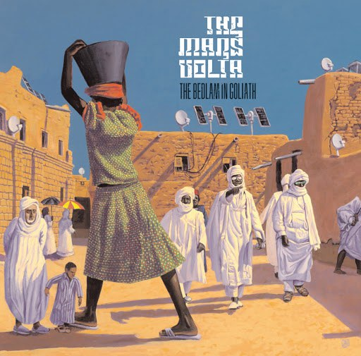 The Mars Volta альбом The Bedlam in Goliath