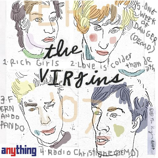 the virgins альбом The Virgins '07