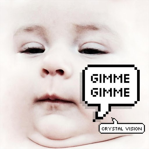 Crystal Vision альбом Gimme Gimme