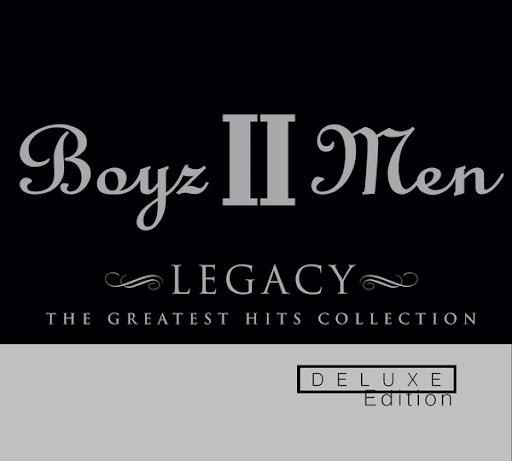 Boyz II Men альбом Legacy (Deluxe Edition)