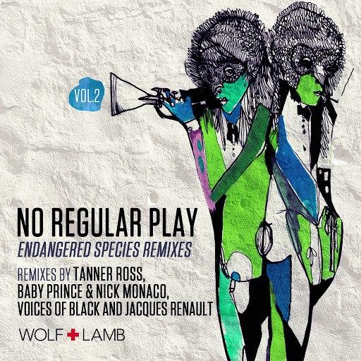 No Regular Play альбом Endangered Species Remixes, Vol. II