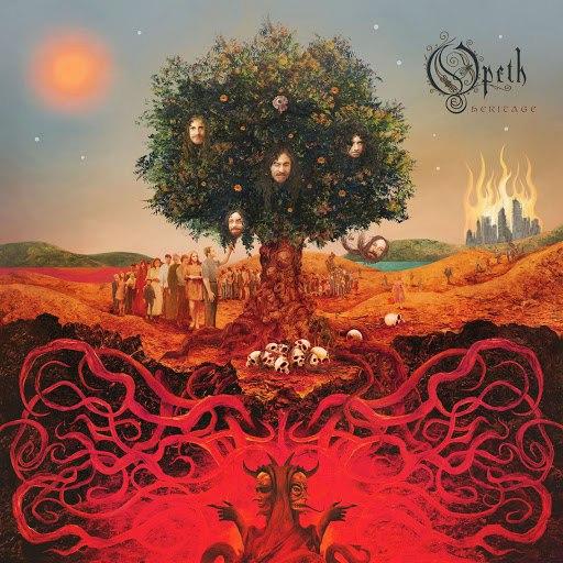 Opeth альбом Heritage