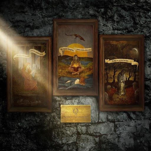 Opeth альбом Cusp Of Eternity