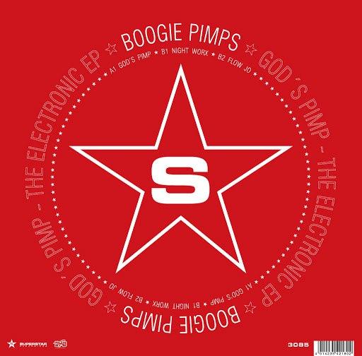 Boogie Pimps альбом Gods Pimp - The Electronic EP