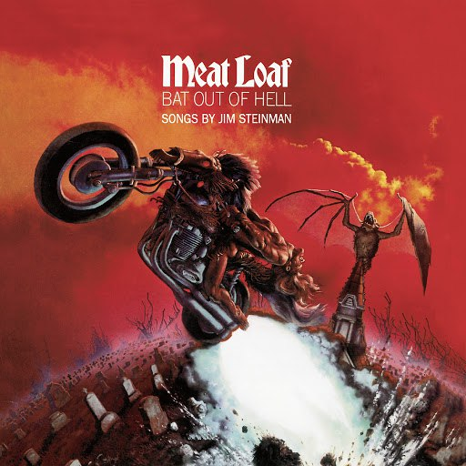 Meat Loaf альбом Bat Out Of Hell