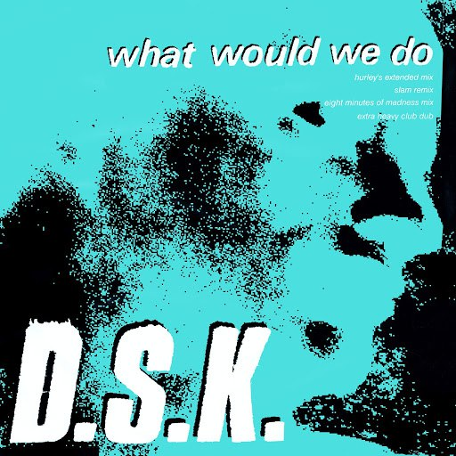 DSK альбом What Would We Do (Junior Boy's Own Mixes)