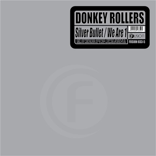 Donkey Rollers альбом Silver Bullet