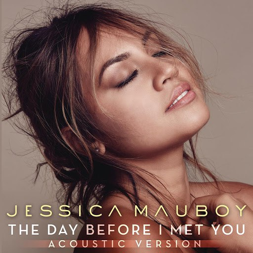 Jessica Mauboy альбом The Day Before I Met You (Acoustic)