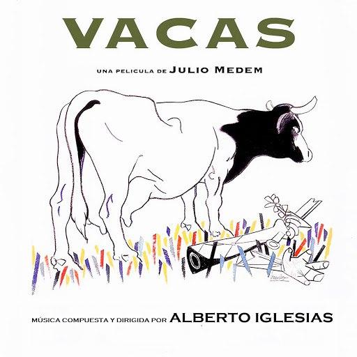 Alberto Iglesias альбом Vacas (B. S. O.)