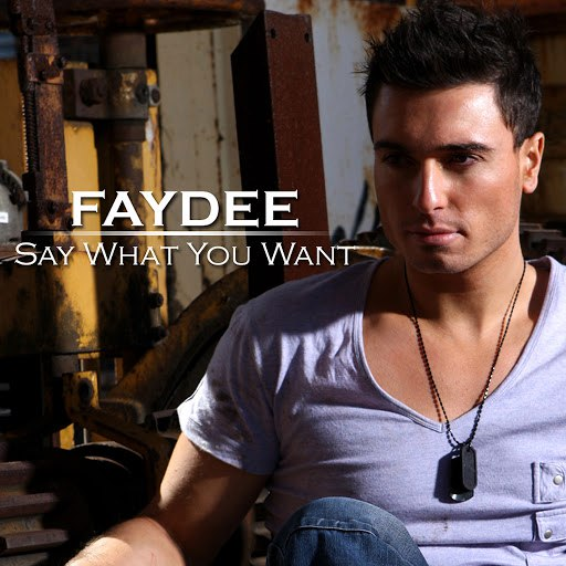 Faydee альбом Say What You Want