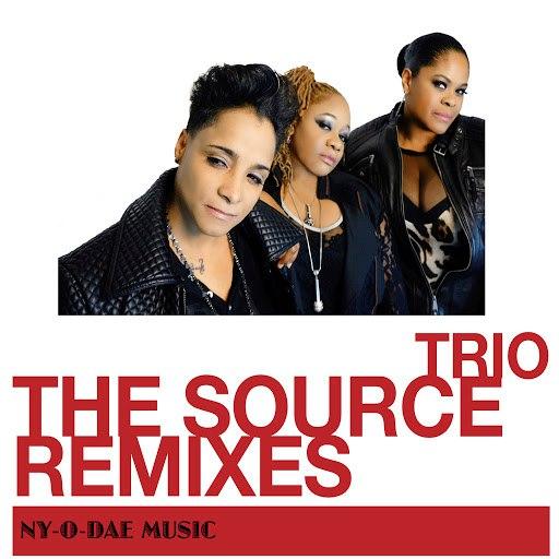 Trio альбом The Source (Remixes)
