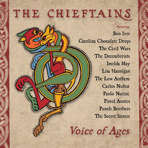 The Chieftains альбом Voice Of Ages