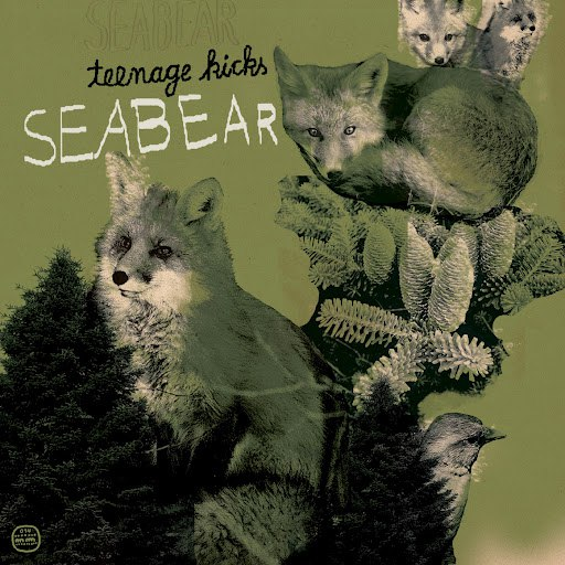 Seabear альбом Teenage Kicks / Piano Hands