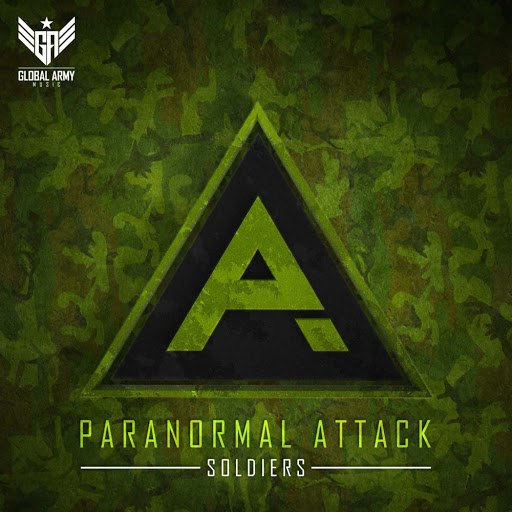 Paranormal Attack альбом Soldiers