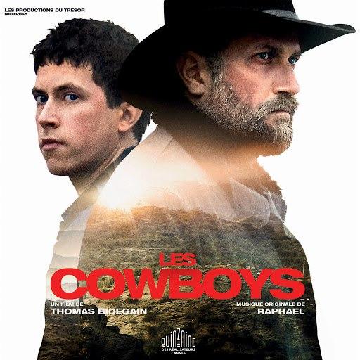 Raphael альбом Les cowboys (Bande originale du film)