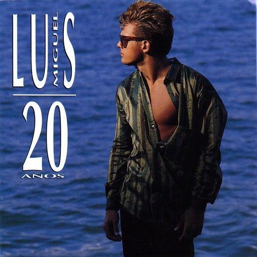 Luis Miguel альбом 20 Anos