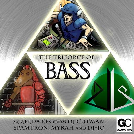 V альбом The TRIFORCE of BASS
