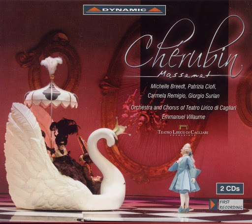 Jules Massenet альбом Massenet: Chérubin