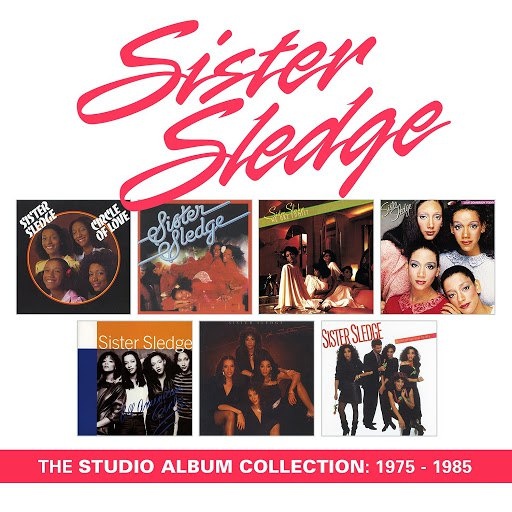 Sister Sledge альбом The Studio Album Collection: 1975 - 1985