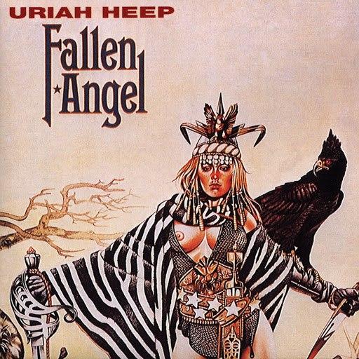 Uriah Heep альбом Fallen Angel (Bonus Track Edition)
