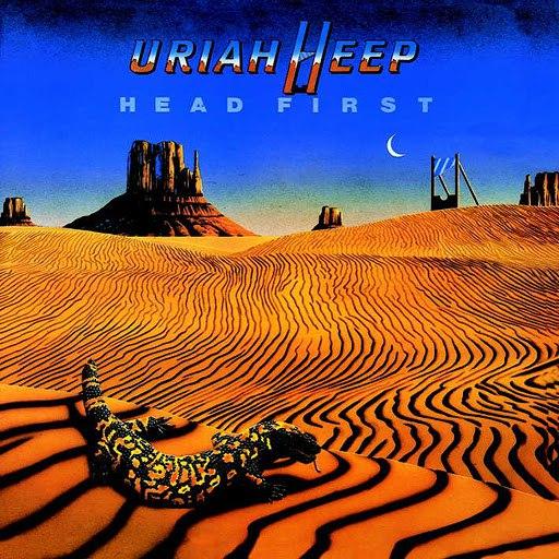 Uriah Heep альбом Head First (Bonus Track Edition)