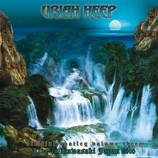 Uriah Heep альбом Official Bootleg, Vol. 3 (Live in Kawasaki Japan 2010)