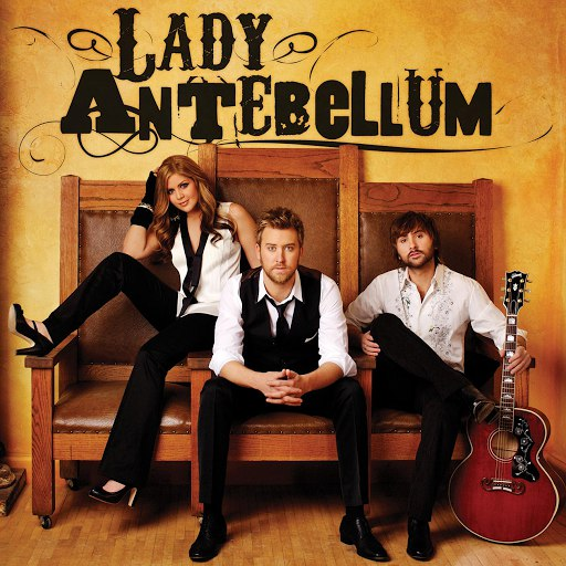 Lady Antebellum альбом Lady Antebellum
