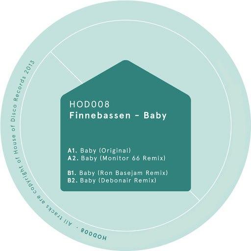 Finnebassen альбом Baby