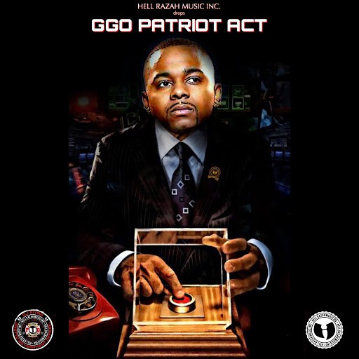 Hell Razah альбом G.G.O. Patriot Act