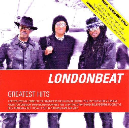 Londonbeat альбом Greatest Hits