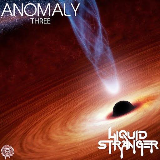 Liquid Stranger альбом Anomaly : Three