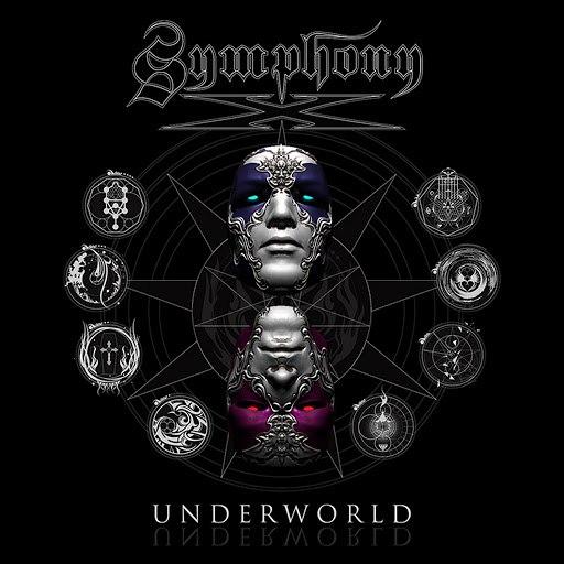 Symphony X альбом Underworld