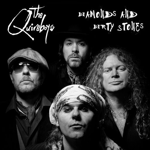 THE QUIREBOYS альбом Diamonds and Dirty Stones