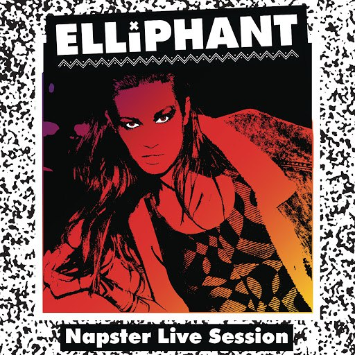 Elliphant альбом Napster Live Session