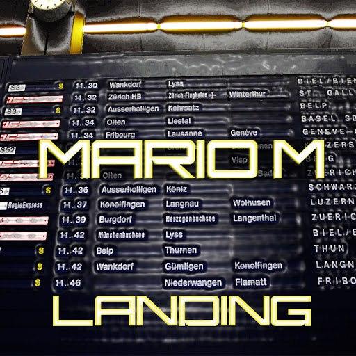 Mario M альбом Landing